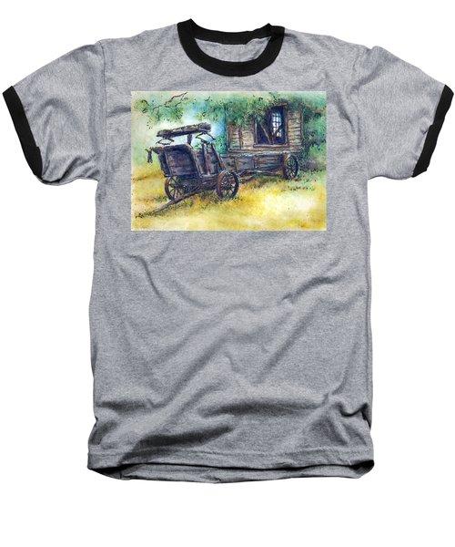 Retired At Last Baseball T-Shirt