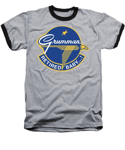 Retired Baby Baseball T-Shirt