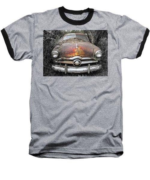 Retired Baseball T-Shirt by Patrice Zinck