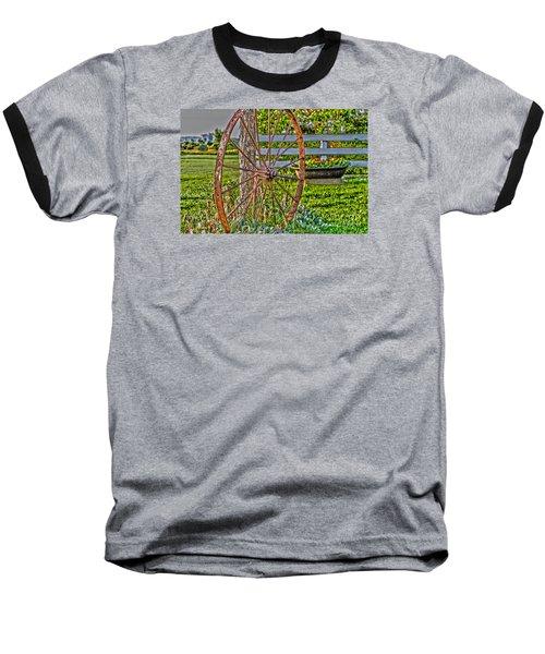 Retired Baseball T-Shirt by William Norton