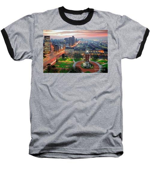 Retiro Buenos Aires Baseball T-Shirt