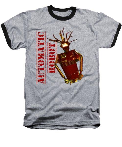 Reto Automatic Baseball T-Shirt