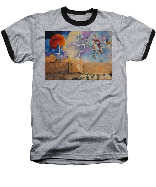 Return Of The King Baseball T-Shirt