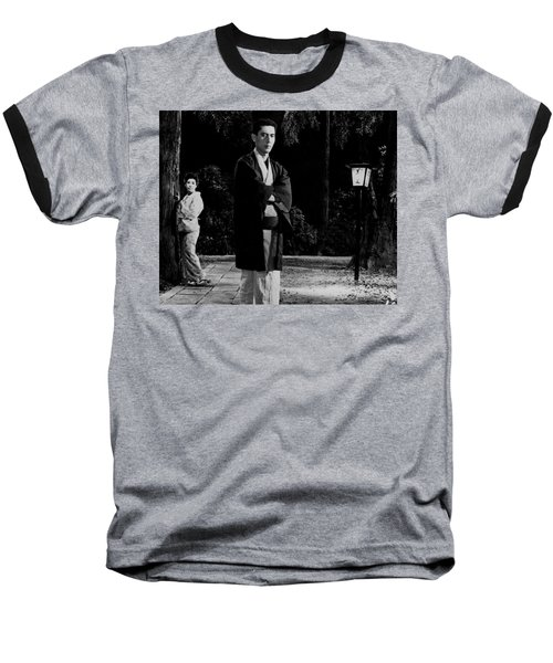 Return Of The Young Boss Baseball T-Shirt