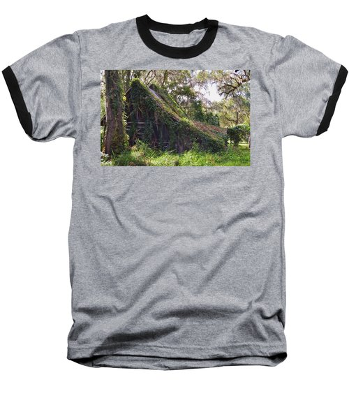 Returning To Nature Baseball T-Shirt