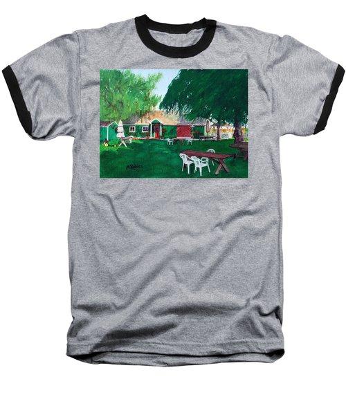 Retzlaff Winery Baseball T-Shirt