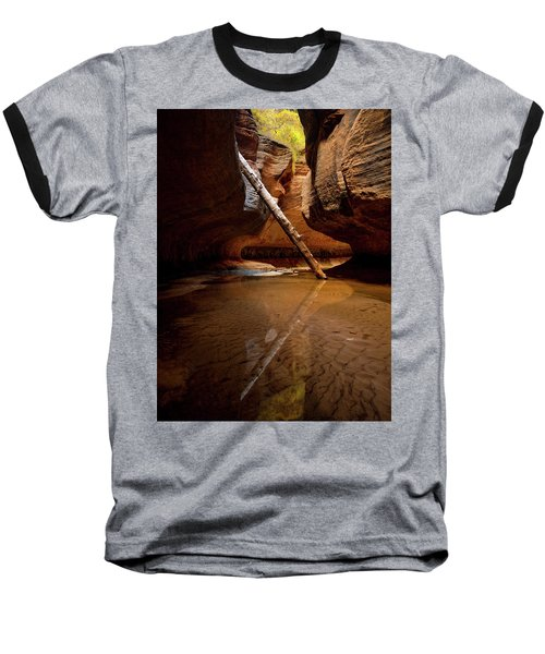 Baseball T-Shirt featuring the photograph Reunion by Dustin LeFevre