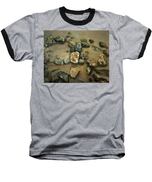 Revealed At Low Tide Baseball T-Shirt