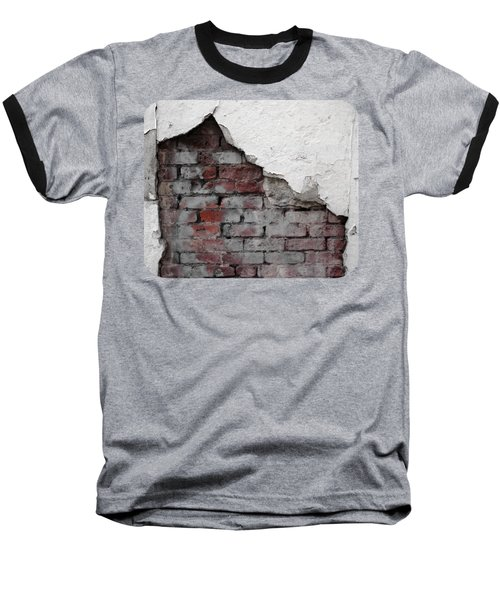 Revealed Baseball T-Shirt by Ethna Gillespie