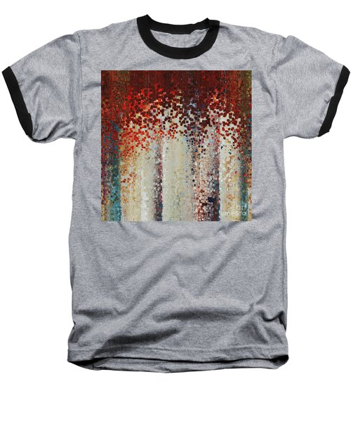 Revelation 1 7. Do You See Jesus In Your Clouds? Baseball T-Shirt