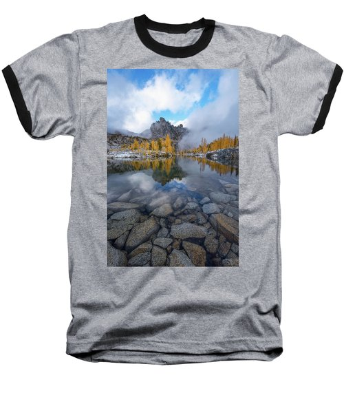Baseball T-Shirt featuring the photograph Revelation by Dustin LeFevre