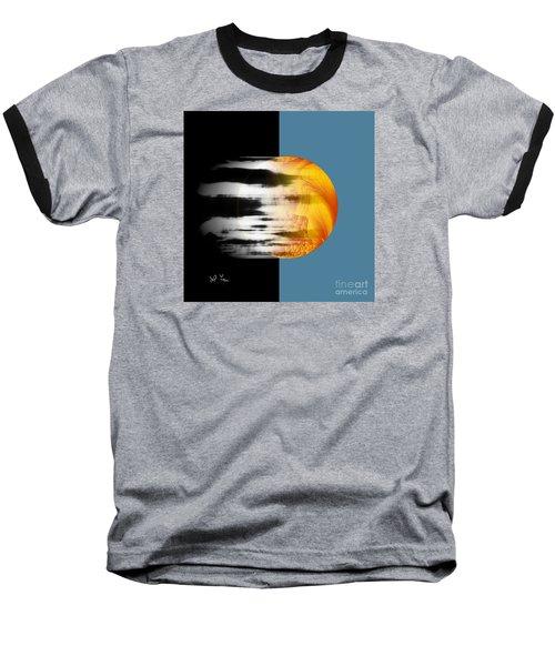 Baseball T-Shirt featuring the digital art Revelation by Leo Symon