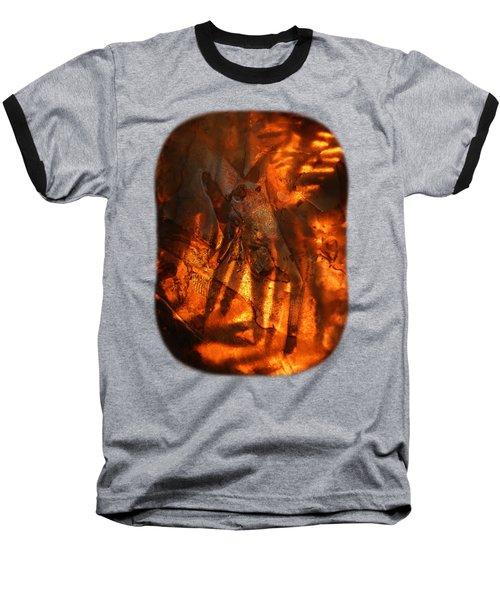 Revelation Baseball T-Shirt by Sami Tiainen