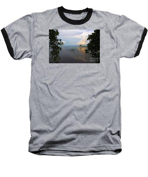 Revealing The Lagoon Baseball T-Shirt