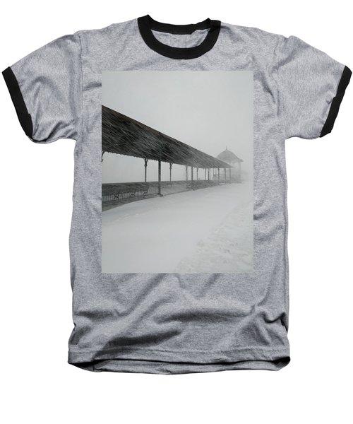Revere Beach Nor'easter -jan 4,2018 Baseball T-Shirt