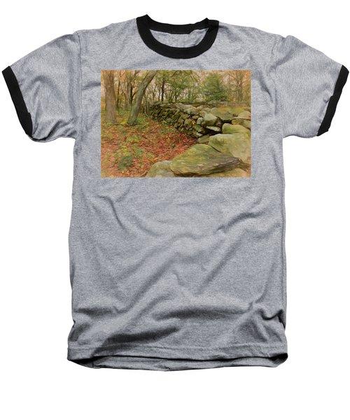 Reverie With Stone Baseball T-Shirt
