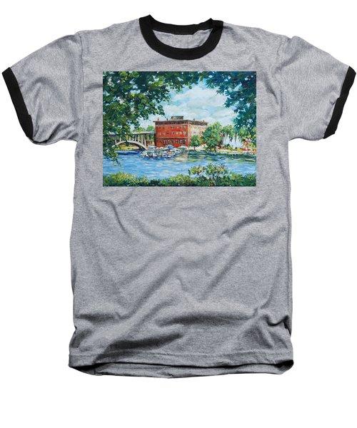 Rever's Marina Baseball T-Shirt by Alexandra Maria Ethlyn Cheshire