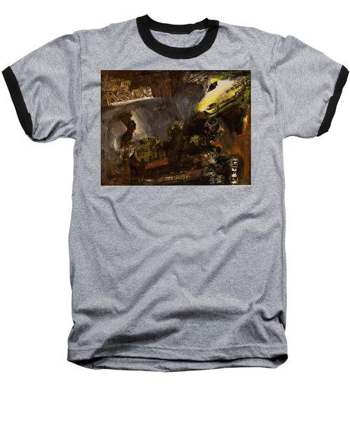 Revue/life Is Beautiful Baseball T-Shirt