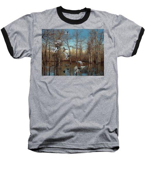 Reydel Hole Baseball T-Shirt
