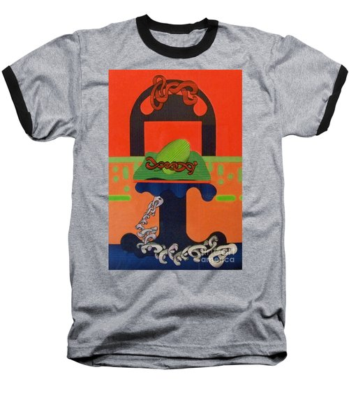 Rfb0121 Baseball T-Shirt
