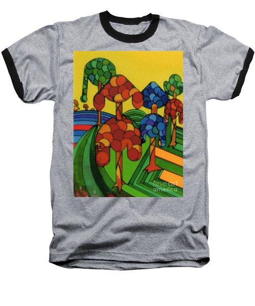 Rfb0544 Baseball T-Shirt