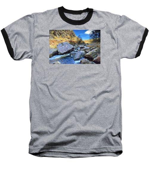 Rhandirmwyn 1 Baseball T-Shirt