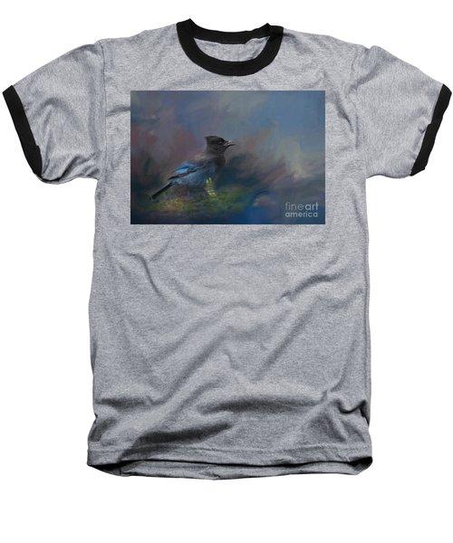 Rhapsody In Blue Baseball T-Shirt