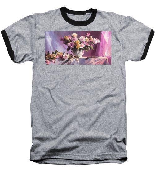 Rhapsody Of Roses Baseball T-Shirt