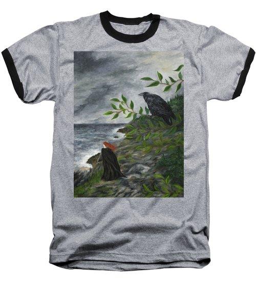 Rhinne And Nightshade Baseball T-Shirt