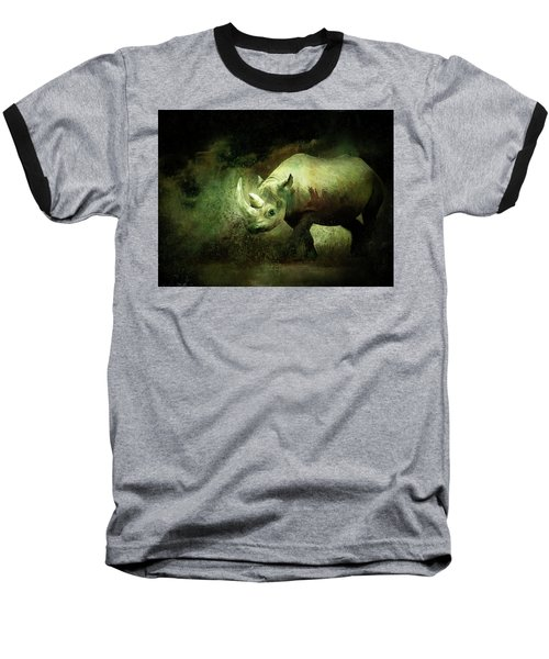 Rhino Baseball T-Shirt
