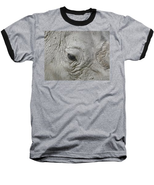 Rhino Eye Baseball T-Shirt
