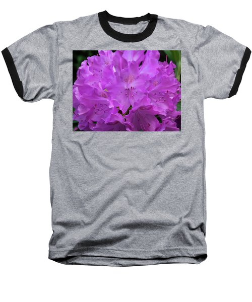 Rhododendron With Stamen And Stigma Baseball T-Shirt