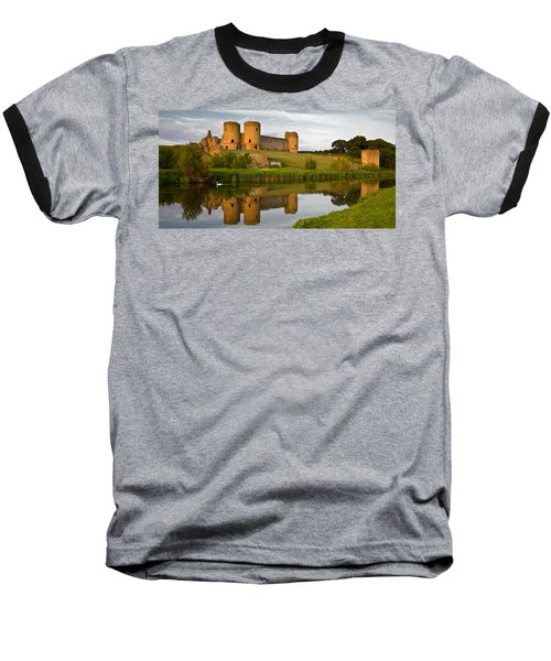 Rhuddlan Castle Baseball T-Shirt
