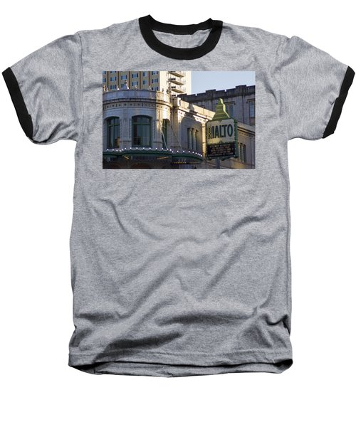 Rialto Tacoma Baseball T-Shirt
