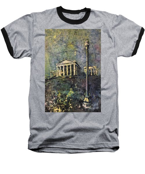 Richmond Capitol Baseball T-Shirt by Ryan Fox