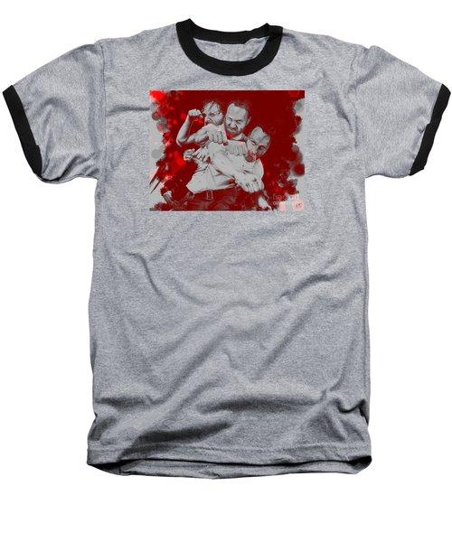 Rick Grimes Baseball T-Shirt