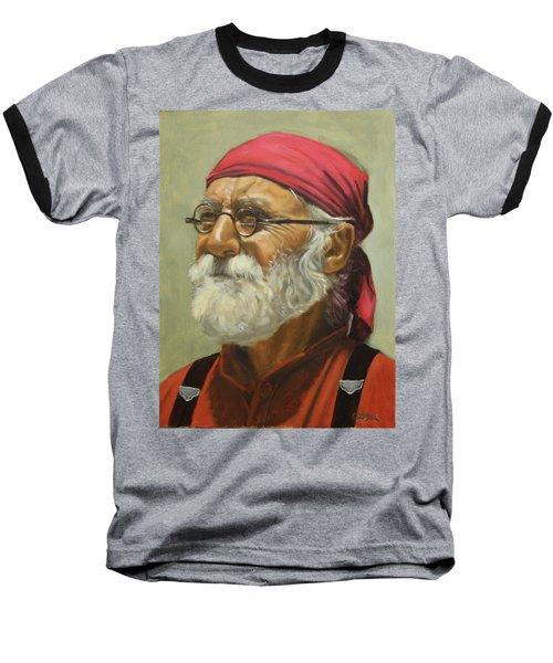 Rickabod At High Noon Baseball T-Shirt