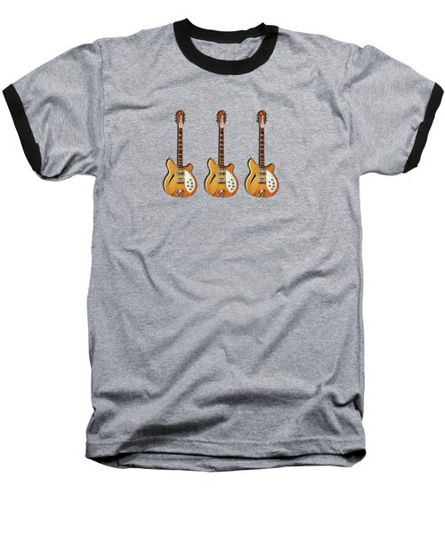 Rickenbacker 360 12 1964 Baseball T-Shirt