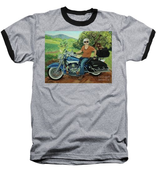 Ride In The Birksire's Baseball T-Shirt