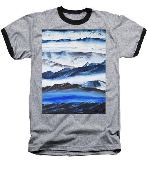 Ridgelines Baseball T-Shirt