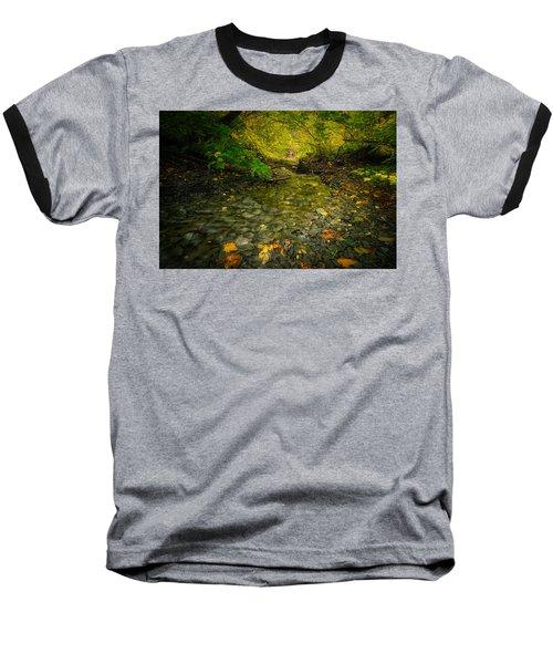 Riding Stream Baseball T-Shirt