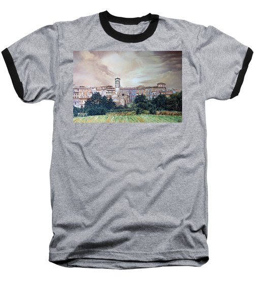Rieti Panoramic Baseball T-Shirt