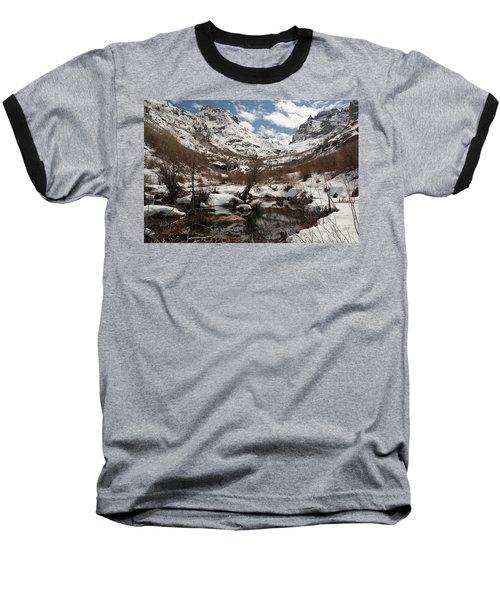 Right Fork Canyon Baseball T-Shirt