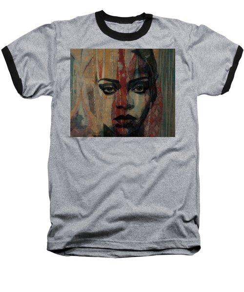Rihanna - Diamonds Baseball T-Shirt