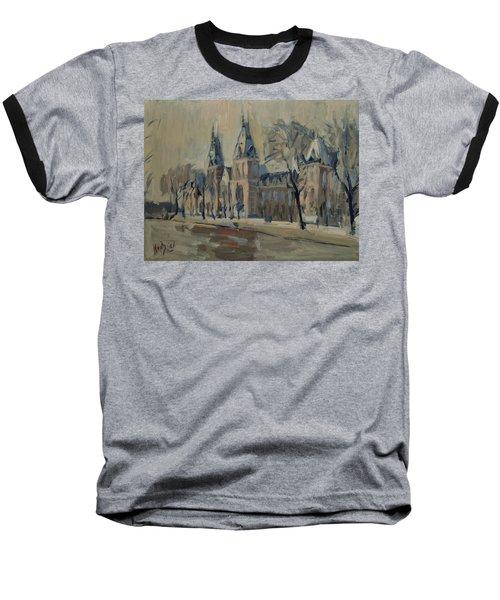 Rijksmuseum Just After The Rain Baseball T-Shirt