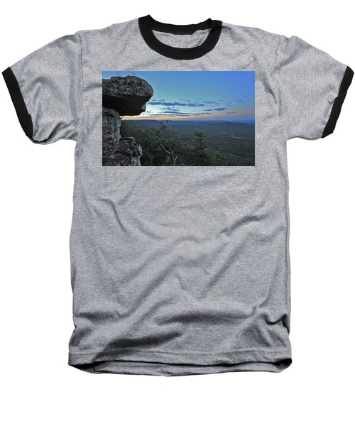 Rim Daybreak Baseball T-Shirt