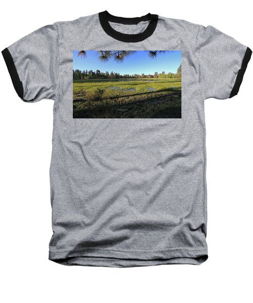 Baseball T-Shirt featuring the photograph Rim Glade by Gary Kaylor