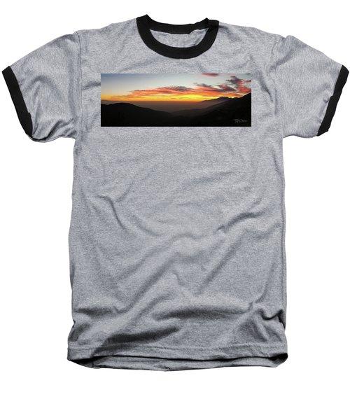 Rim Of The World Baseball T-Shirt