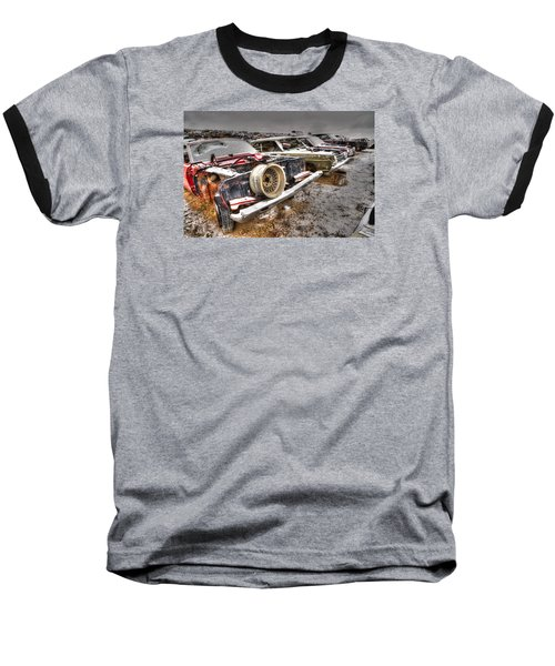 Rim Shot Baseball T-Shirt