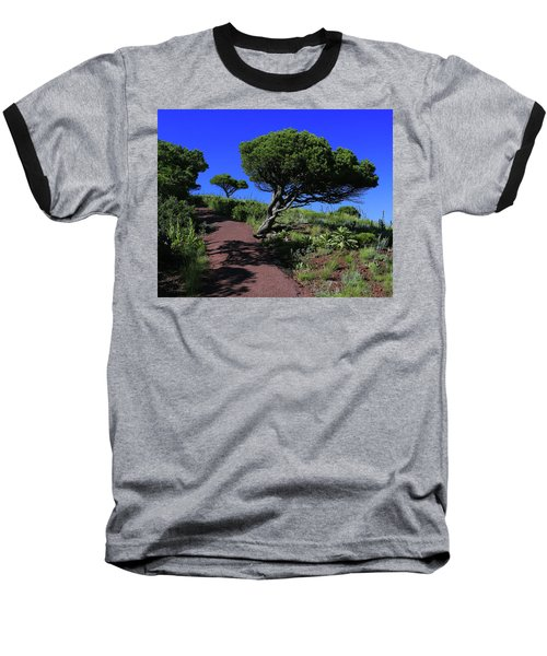 Rim Trail 1 Baseball T-Shirt